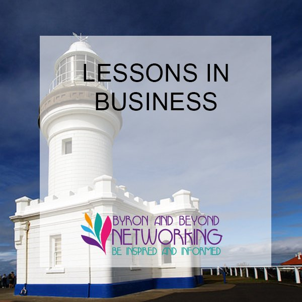 lessons in business